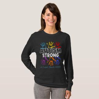 Autism Awareness  - Autism Strong T-Shirt