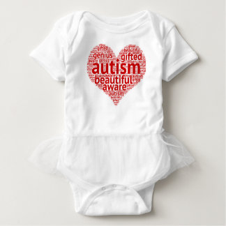 Autism Awareness Baby Bodysuit