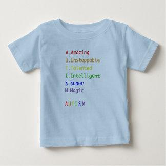 autism Awareness Baby Shirt (Boys)!