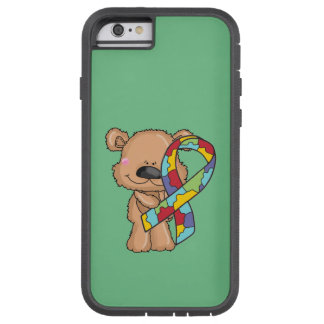 Autism Awareness Bear Tough Xtreme iPhone 6 Case
