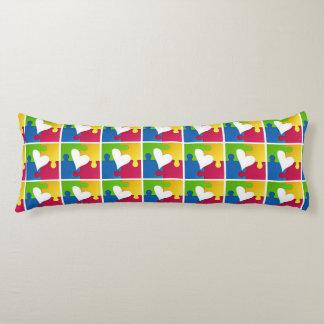 Autism Awareness Body Pillow