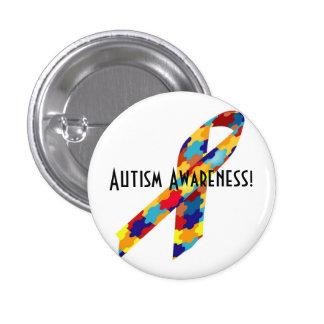 Autism Awareness! Buttons