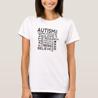 Autism Awareness Collage T-Shirt