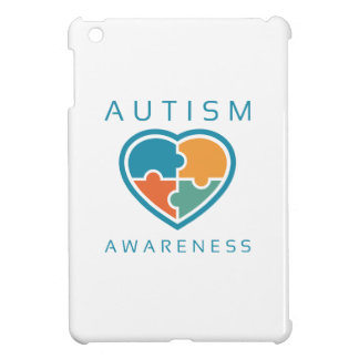 Autism Awareness Cover For The iPad Mini
