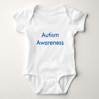 Autism Awareness Creeper 24mth