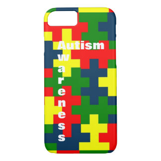 Autism Awareness Device Case