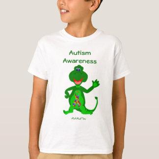 Autism Awareness Dinosaur T-Shirt