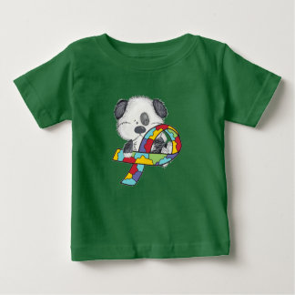 Autism Awareness Dog Baby T-Shirt