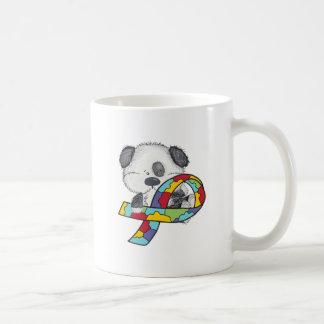 Autism Awareness Dog Coffee Mug