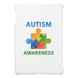 Autism Awareness iPad Mini Case
