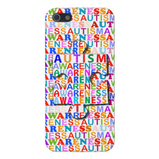 Autism Awareness iPhone 5/5S Covers
