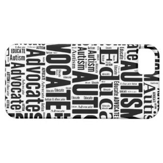 Autism Awareness IPhone Case Black