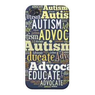 Autism Awareness IPhone Case Blue