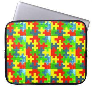 Autism Awareness Laptop Sleeve