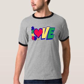 Autism Awareness Love! T-Shirt
