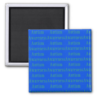 Autism Awareness Magnet