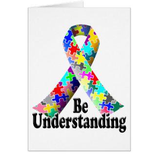 Autism Awareness Month Card