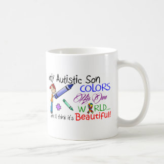 Autism Awareness - My Son! Coffee Mug