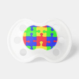 Autism Awareness Pacifier