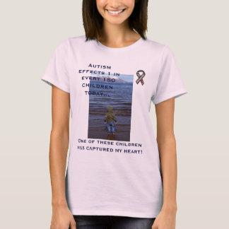 Autism Awareness -Pink T-Shirt