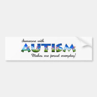 Autism Awareness pride Bumper Sticker