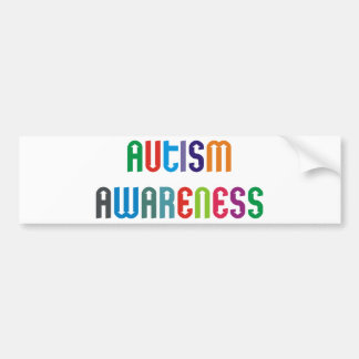 Autism Awareness Products & Designs! Bumper Sticker
