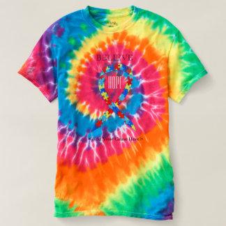 Autism Awareness Puzzle ASD Ribbon T-Shirts
