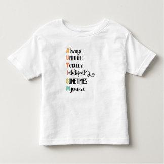 Autism Awareness Shirt - Celebrate Being Unique