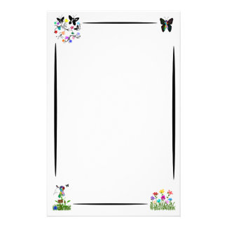 Autism Awareness Stationary Stationery
