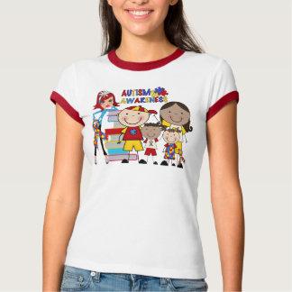 Autism Awareness Teacher Shirt