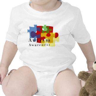Autism Awareness Baby Bodysuit