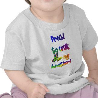 Autism Awareness Walker Shirts