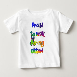 Autism Awareness Walker Tshirt