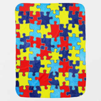 Autism Awareness Baby Blankets