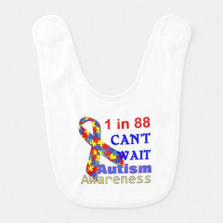 autism baby bibs