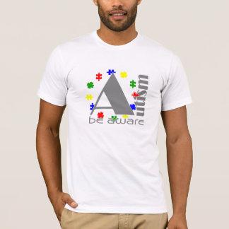 Autism be aware T-Shirt