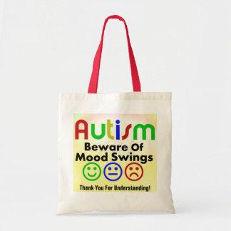 Autism - Budget Tote