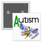 AUTISM Butterfly 3.1 Buttons
