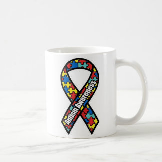 autism coffee mug