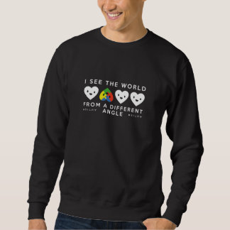 Autism Different Angle Sweatshirt
