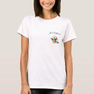 Autism Heart T-Shirt