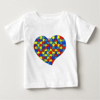 Autism Heart Tshirts