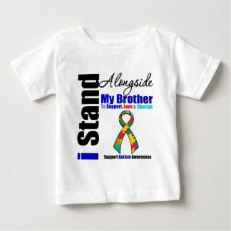 Autism I Stand Alongside My Brother Tshirt