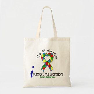 Autism I Support My Grandsons