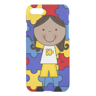Autism iPhone 7 Clearly™ Deflector Case