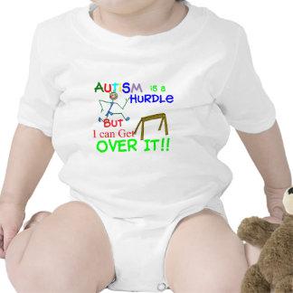 Autism is a Hurdle-Boy Baby Creeper