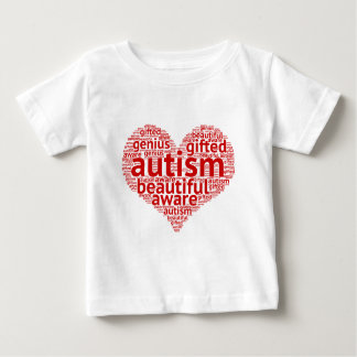 Autism is Beautiful Baby T-Shirt