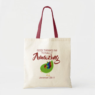 Autism - Jeremiah 29:11 - Budget Tote