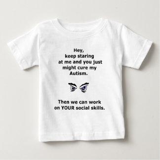 Autism/KeepStaring Tshirts