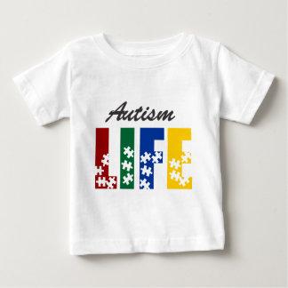 autism life5 baby T-Shirt
